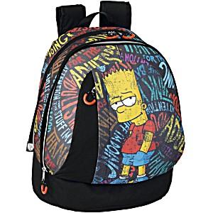 Школьный ранец-рюкзак Safta The Simpsons Bart ST64400 (3-5 класс)