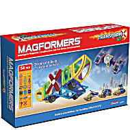 Магнитный конструктор Magformers Transform Set 54 детали артикул 63089