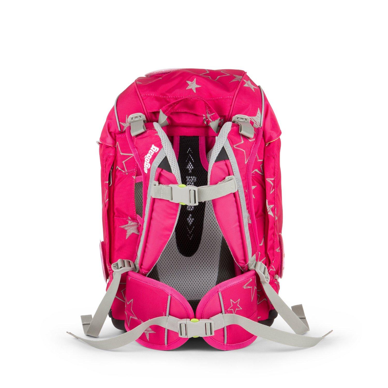 Рюкзак Ergobag CinBearella с наполнением + светоотражатели в подарок, - фото 3