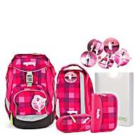 Рюкзак Ergobag PrimBear Ballerina с наполнением + светоотражатели в подарок