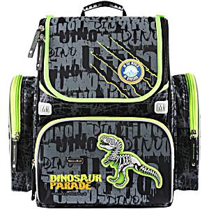 Ранец Mike Mar Динозавр 1074-ММ-150 + мешок для обуви + пенал в подарок