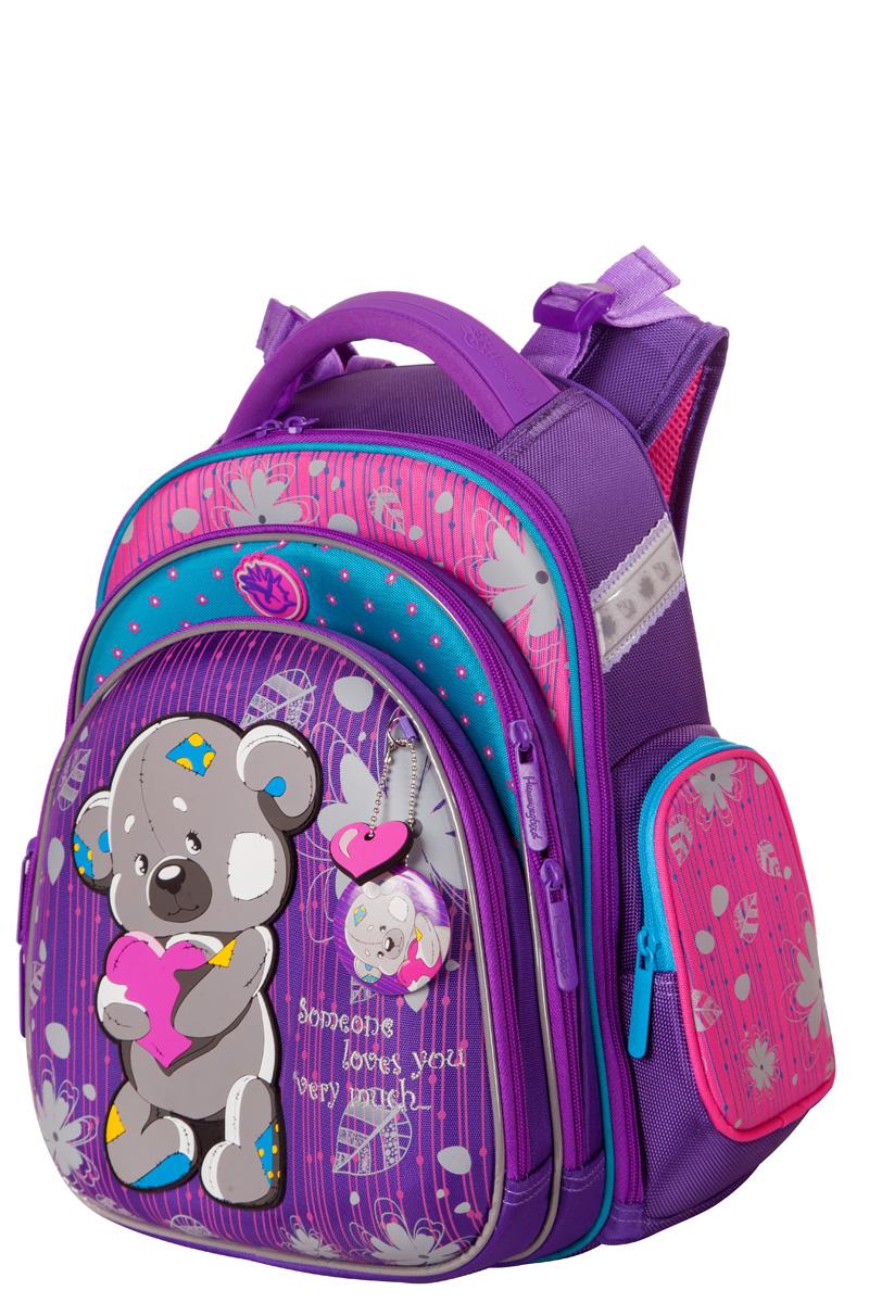 Школьный рюкзак Hummingbird TK55 официальный с мешком для обуви, - фото 1