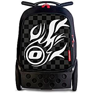 Рюкзак на колесиках Roller White Fire Nikidom XL Огонь арт. 9303 (27 литров)